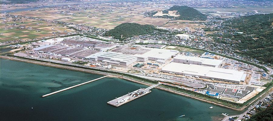 Mazda Werke Japan